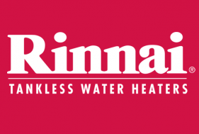 Rinnai Tankless Hot Water Heaters